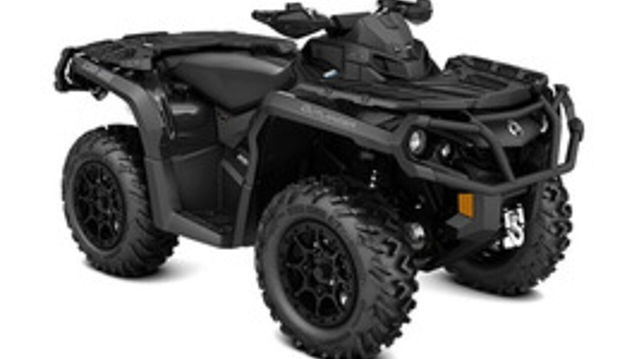2017 Can-Am Outlander 850 for sale 200365908