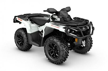 2017 Can-Am Outlander 850 for sale 200421780