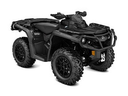 2017 Can-Am Outlander 850 for sale 200367701
