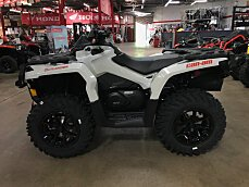 2017 Can-Am Outlander 850 for sale 200501644
