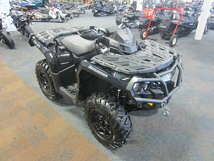2017 Can-Am Outlander 850 for sale 200535055