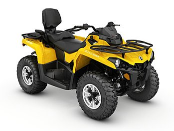 2017 Can-Am Outlander MAX 450 for sale 200366841