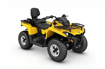 2017 Can-Am Outlander MAX 450 for sale 200421841