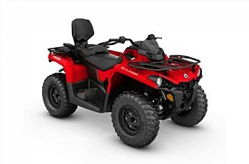 2017 Can-Am Outlander MAX 450 for sale 200421855