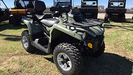 2017 Can-Am Outlander MAX 450 for sale 200400219