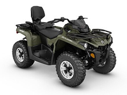 2017 Can-Am Outlander MAX 450 for sale 200432486