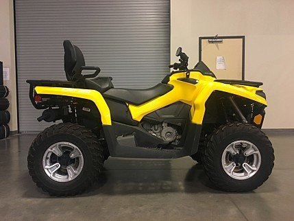 2017 Can-Am Outlander MAX 450 for sale 200585023