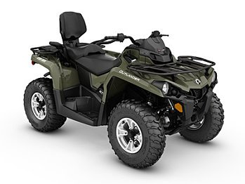 2017 Can-Am Outlander MAX 570 for sale 200366843