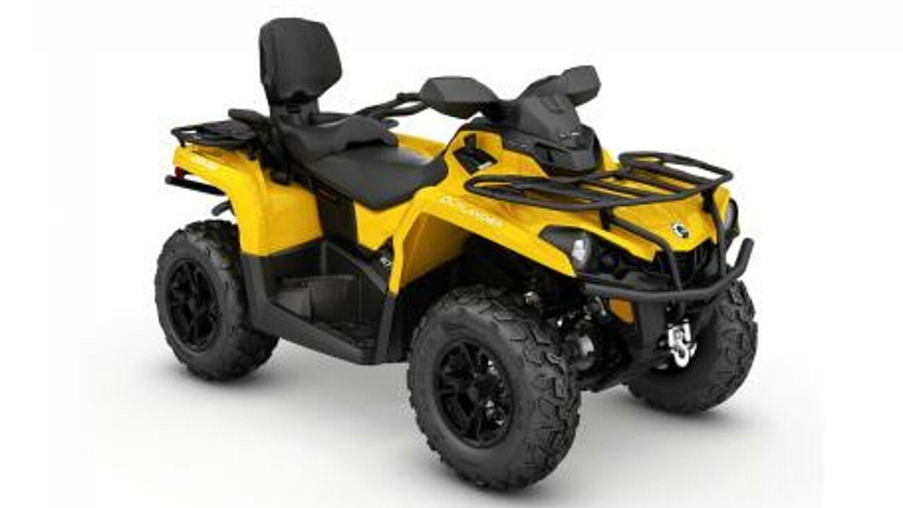 2017 Can-Am Outlander MAX 570 for sale 200421850
