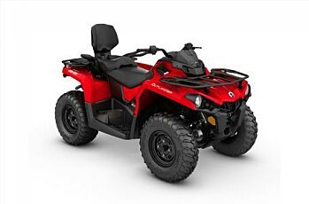 2017 Can-Am Outlander MAX 570 for sale 200421874