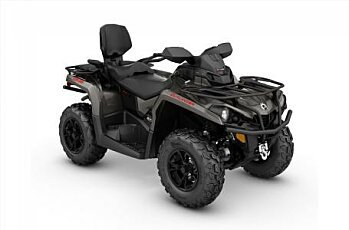 2017 Can-Am Outlander MAX 570 for sale 200422094