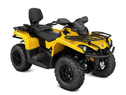 2017 Can-Am Outlander MAX 570 for sale 200482779