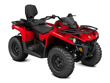 2017 Can-Am Outlander MAX 570 for sale 200495688