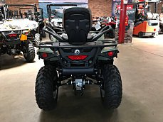 2017 Can-Am Outlander MAX 570 for sale 200501640