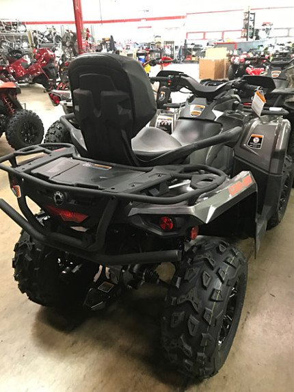 2017 Can-Am Outlander MAX 570 for sale 200501656