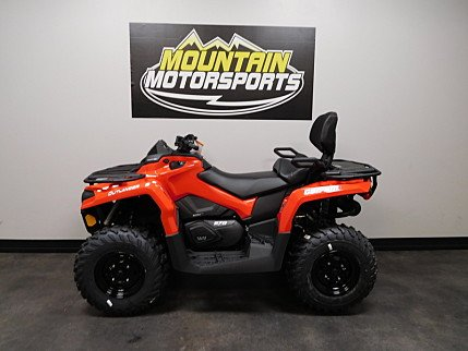 2017 Can-Am Outlander MAX 570 for sale 200538260