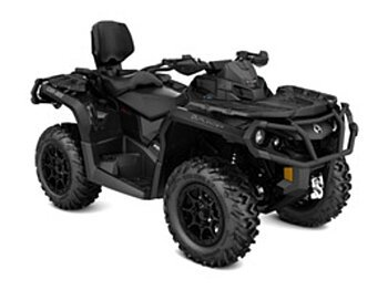 2017 Can-Am Outlander MAX 850 for sale 200501947