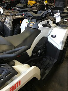 2017 Can-Am Outlander MAX 850 for sale 200501663