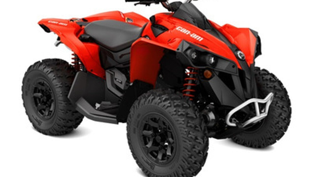 2017 Can-Am Renegade 1000R for sale 200501951