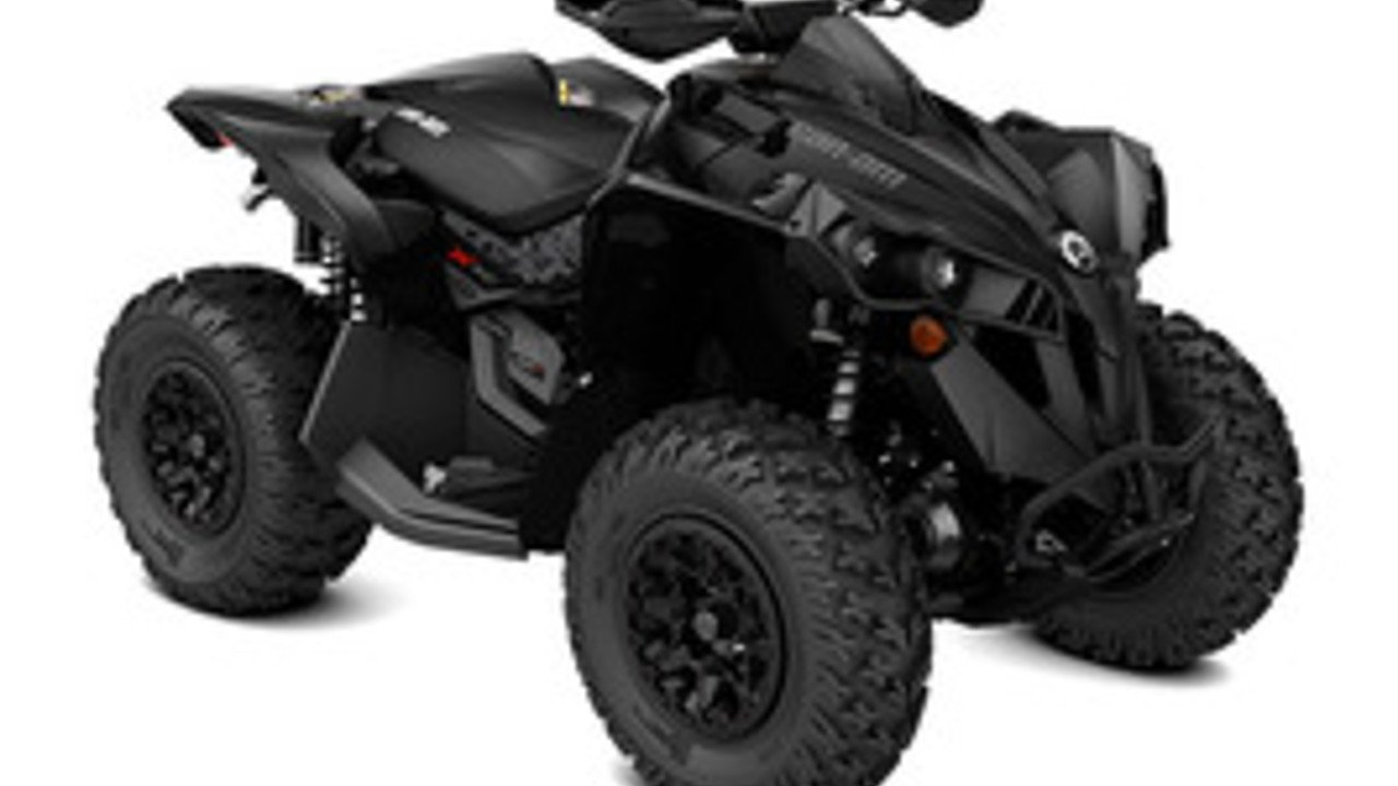 2017 Can-Am Renegade 1000R for sale 200501963