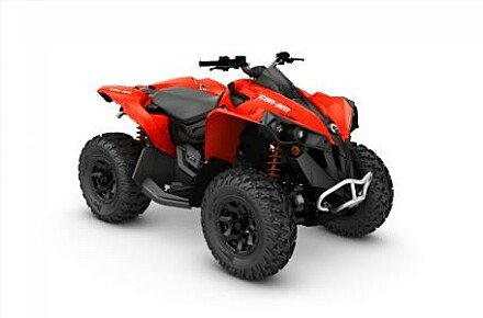 2017 Can-Am Renegade 570 for sale 200421820