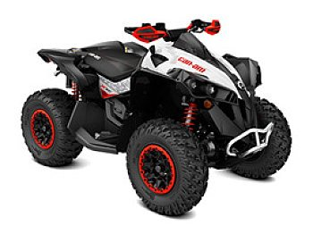 2017 Can-Am Renegade 850 for sale 200502006