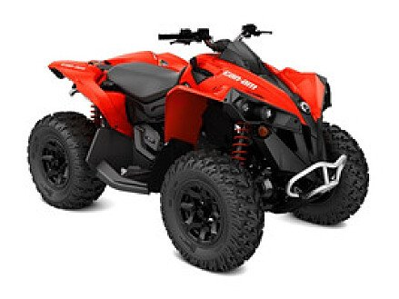 2017 Can-Am Renegade 850 for sale 200392005