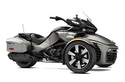 2017 Can-Am Spyder F3 for sale 200409428
