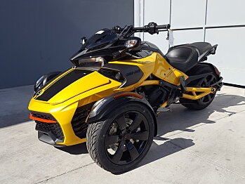 2017 Can-Am Spyder F3 for sale 200367130