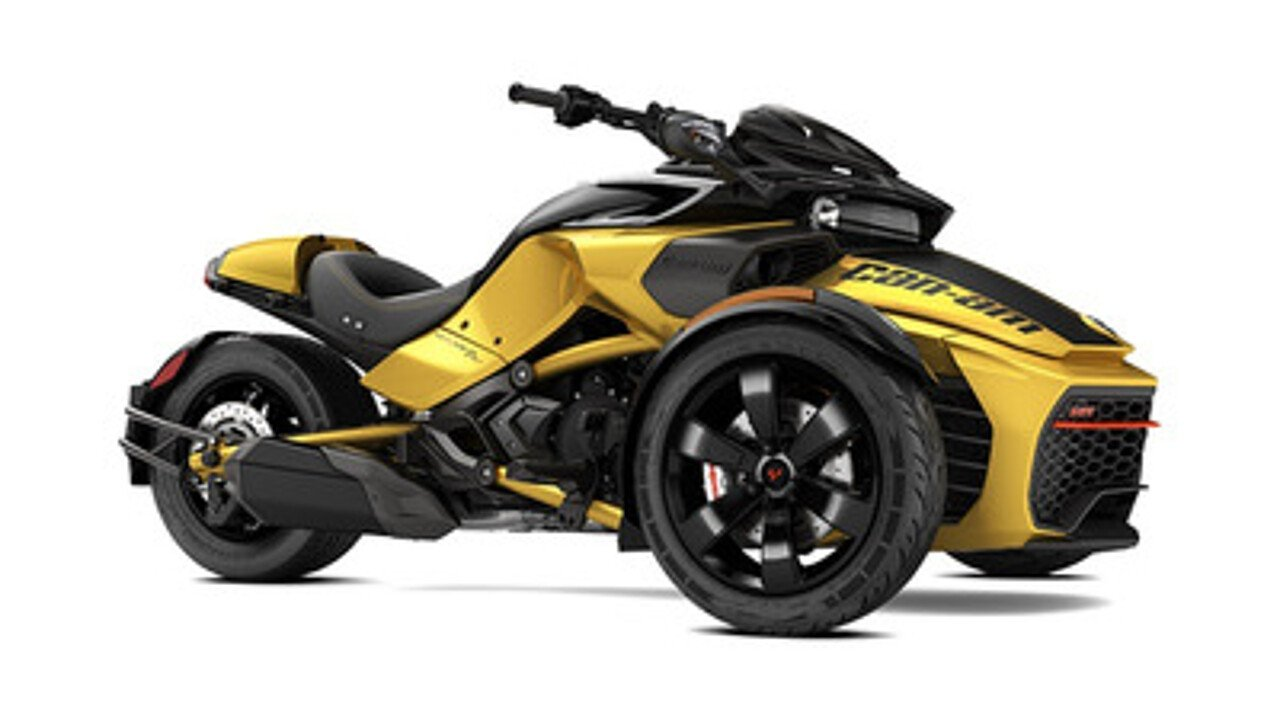 2017 Can-Am Spyder F3 for sale 200371934