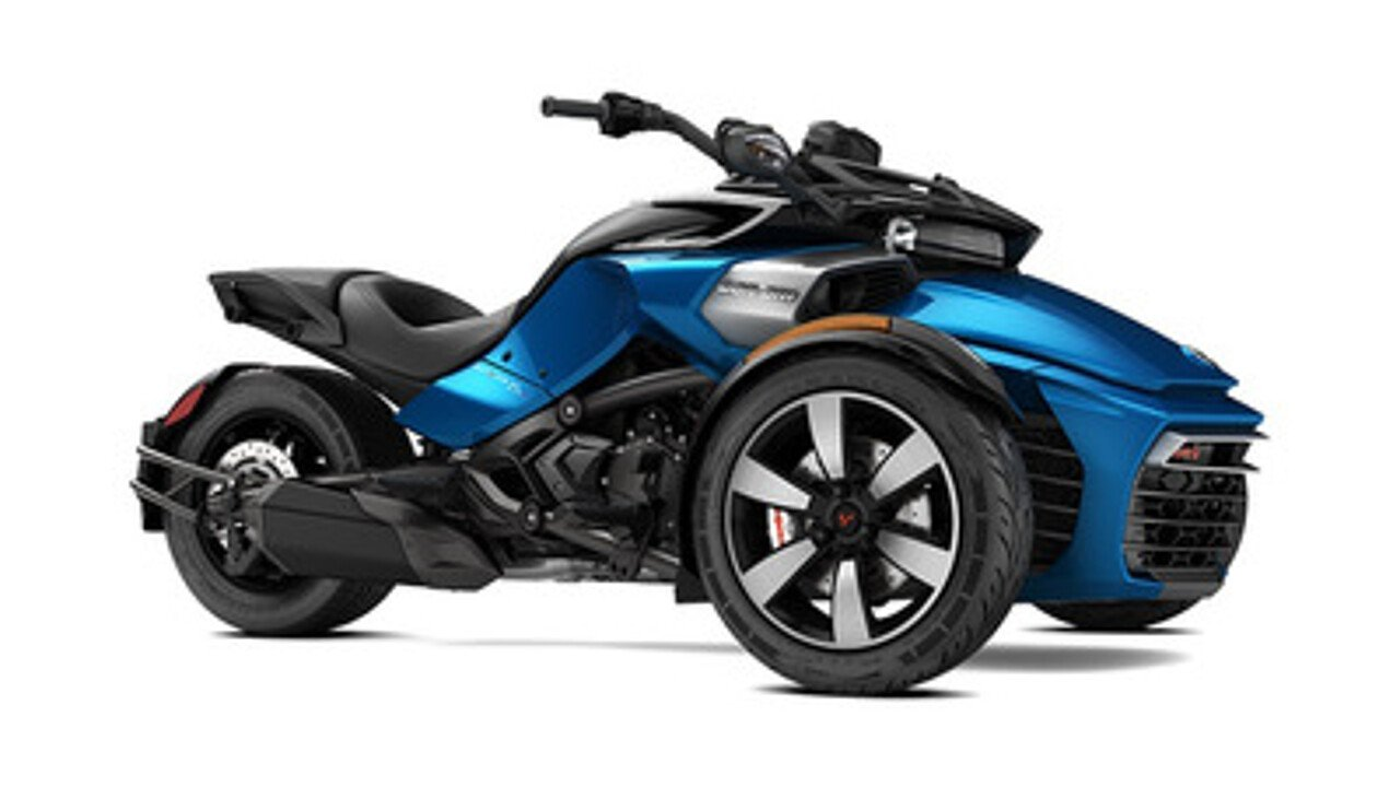 2017 Can-Am Spyder F3 for sale 200376777