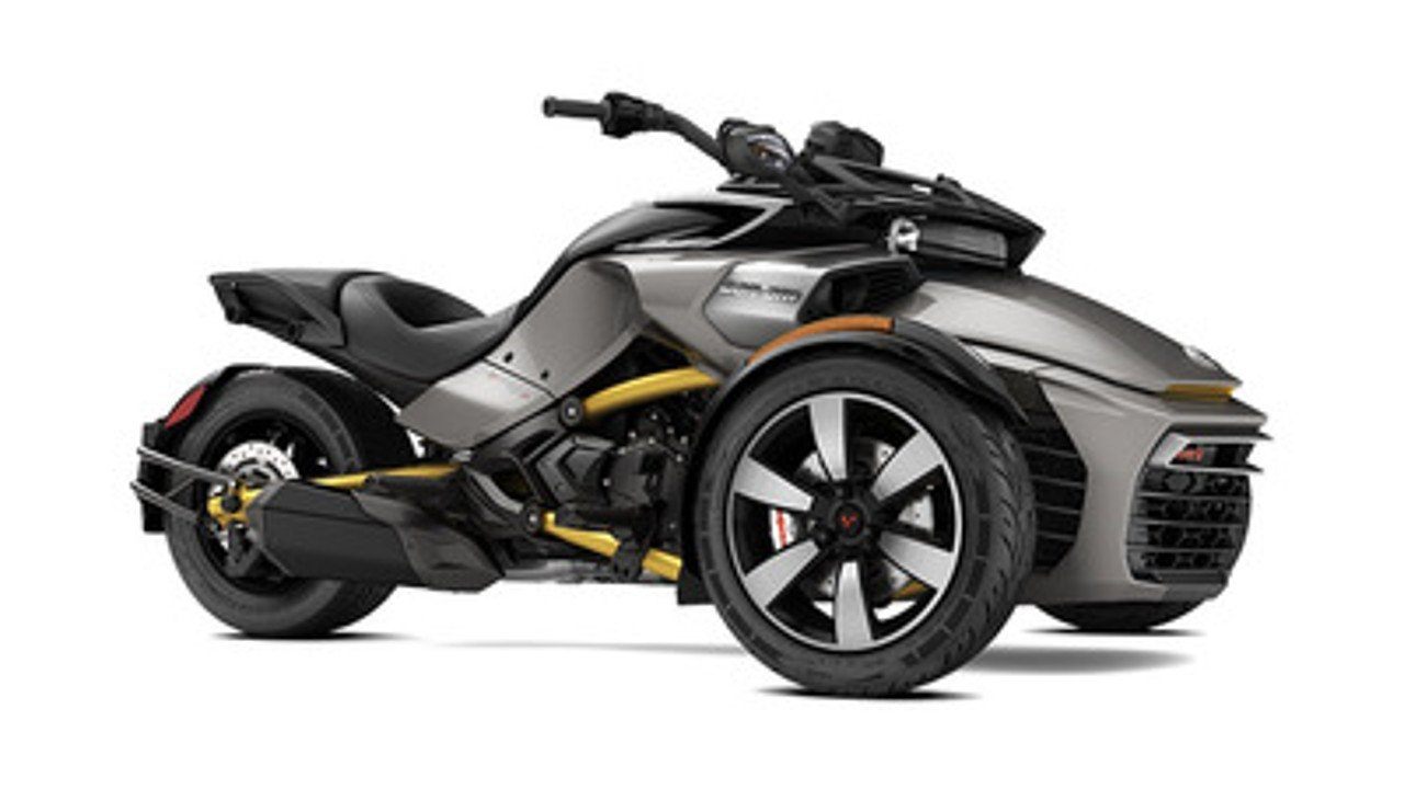 2017 Can-Am Spyder F3 for sale 200376781
