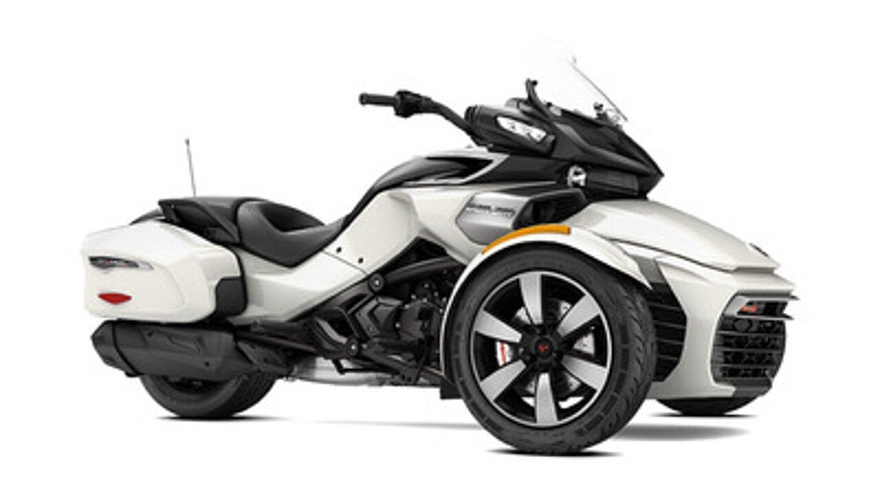 2017 Can-Am Spyder F3 for sale 200376789