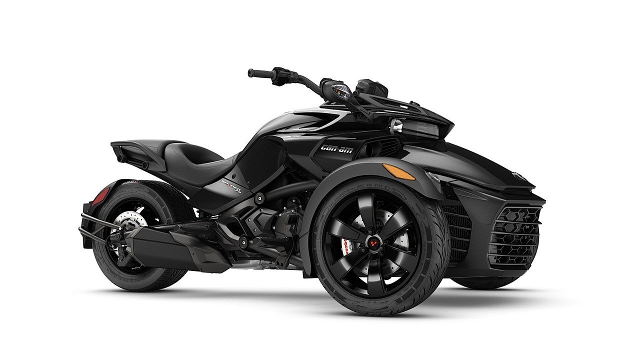 2017 Can-Am Spyder F3 for sale 200378438