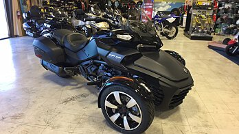 2017 Can-Am Spyder F3 for sale 200398565