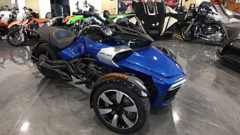 2017 Can-Am Spyder F3 for sale 200401558