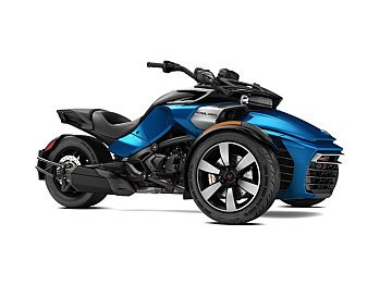 2017 Can-Am Spyder F3 for sale 200402287