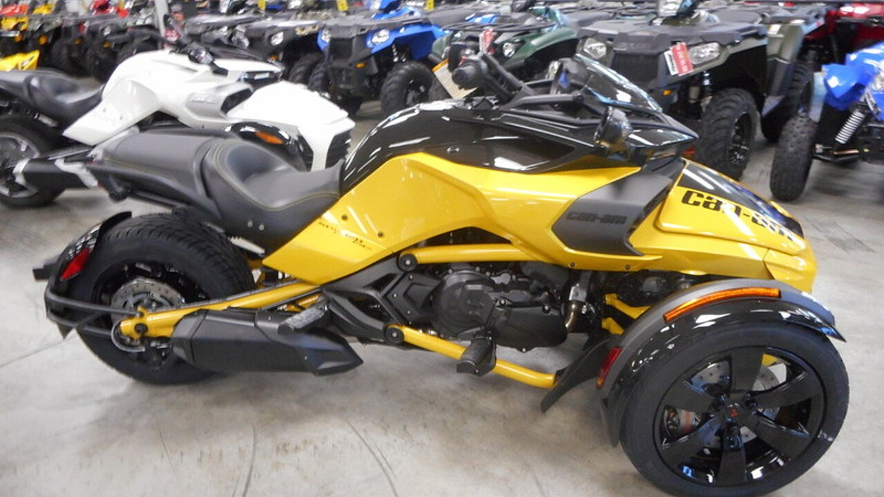 2017 Can-Am Spyder F3 for sale 200405027