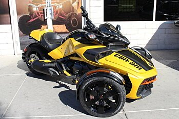 2017 Can-Am Spyder F3 for sale 200409874