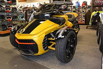 2017 Can-Am Spyder F3 for sale 200410314