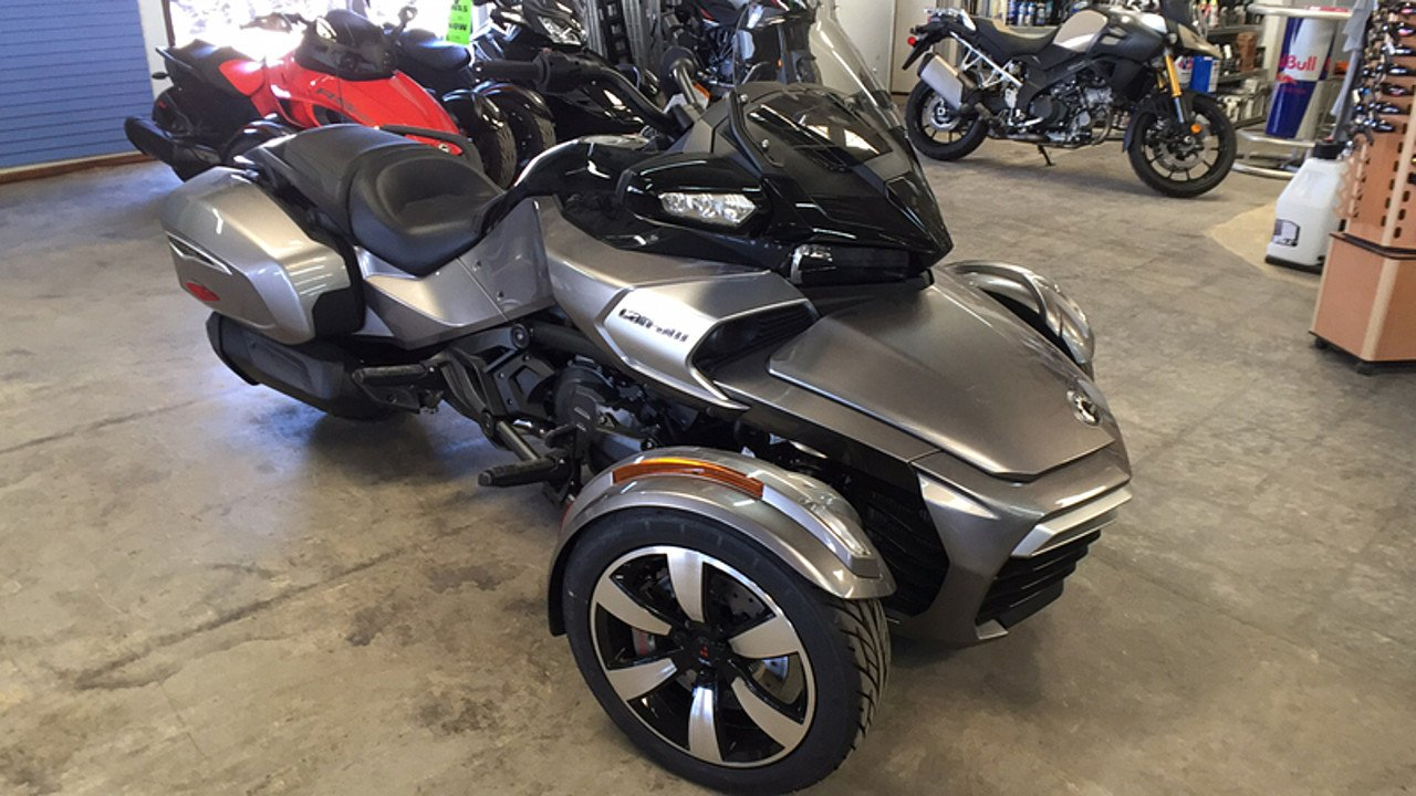 2017 Can-Am Spyder F3 for sale 200412174