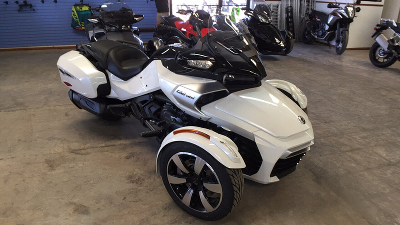 2017 Can-Am Spyder F3 for sale 200412176