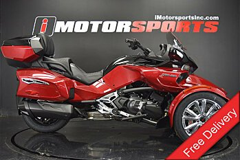 2017 Can-Am Spyder F3 for sale 200421511