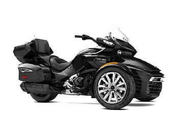 2017 Can-Am Spyder F3 for sale 200422708