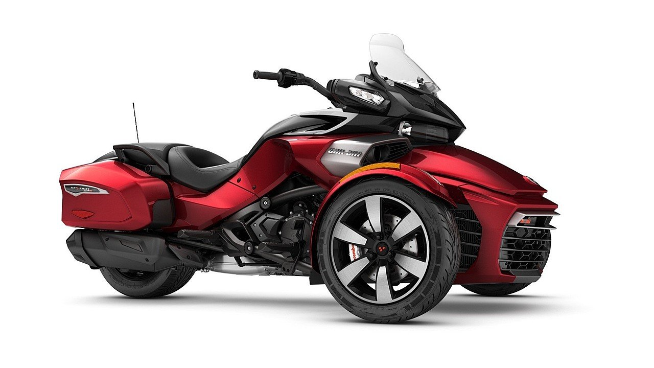 2017 Can-Am Spyder F3 for sale 200424489