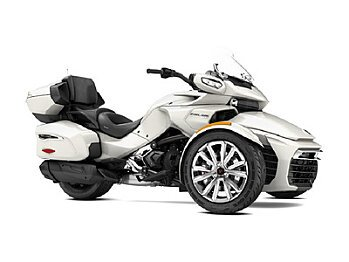 2017 Can-Am Spyder F3 for sale 200432058