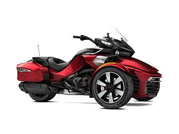 2017 Can-Am Spyder F3 for sale 200438236
