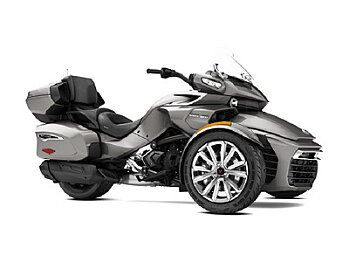 2017 Can-Am Spyder F3 for sale 200438276