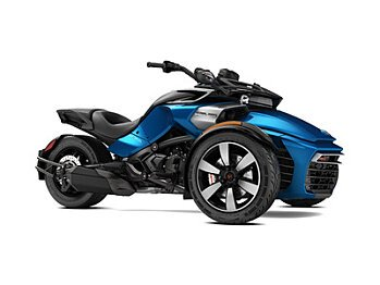 2017 Can-Am Spyder F3 for sale 200447386