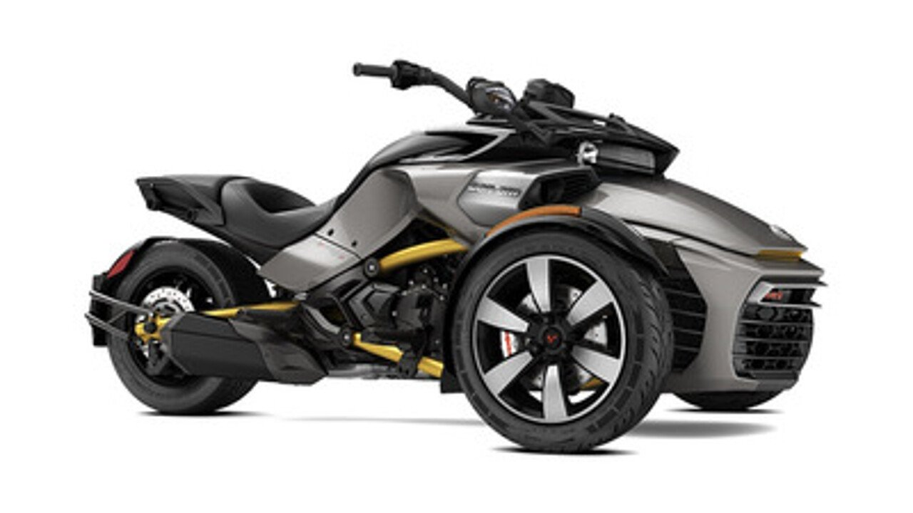2017 Can-Am Spyder F3 for sale 200447517